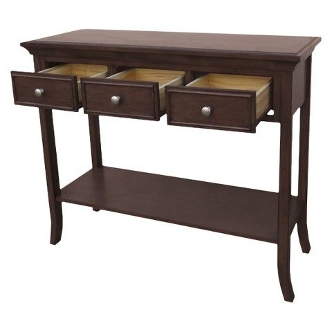 Threshold™ Simply Extraordinary Console Table