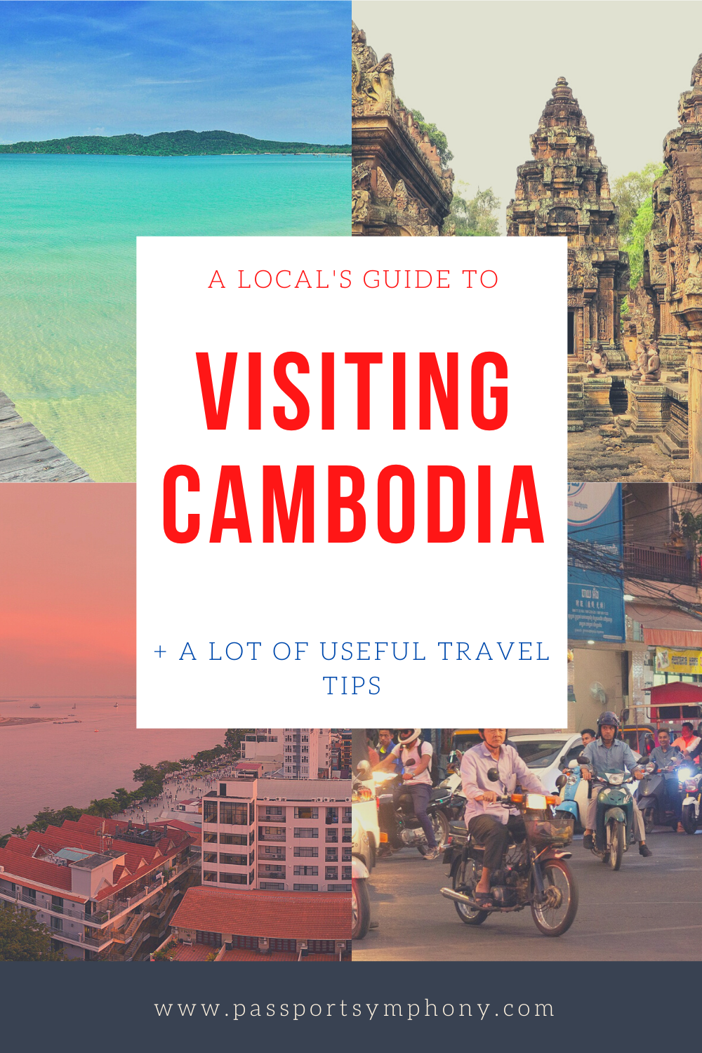Are you planning to visit Cambodia? This Cambodia travel guide will show you all the local attractions, things to do in Cambodia, restaurants, landmarks, places to stay, and a lot of other useful tips and tricks. Start planning your Cambodia itinerary and add a few places to your Cambodia bucket list!