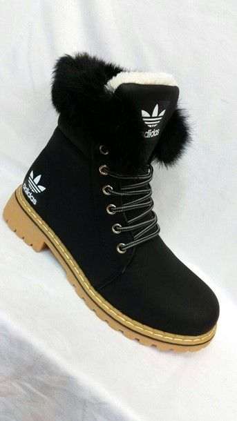 Shoes, adidas, boots, winter boots