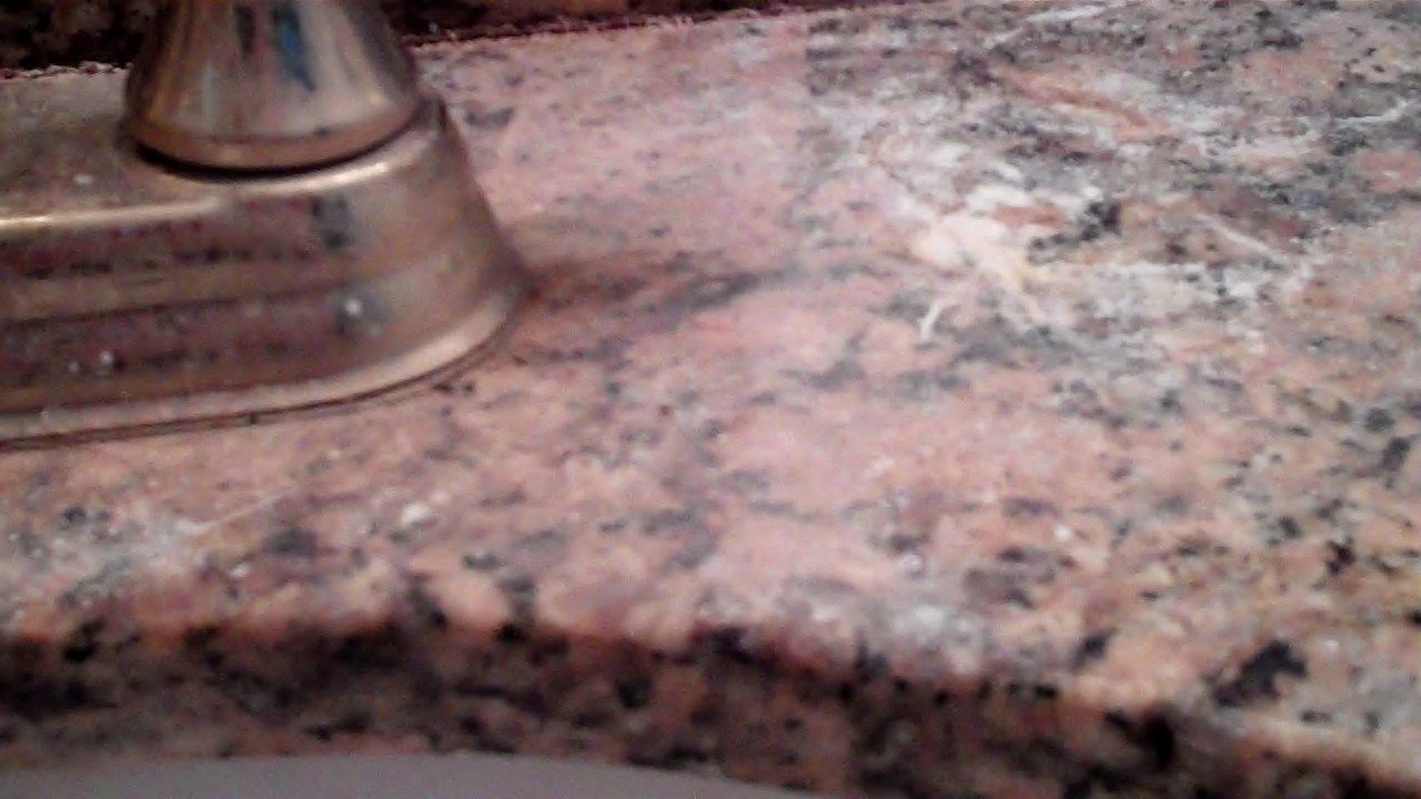 Granite Care For Hard Water