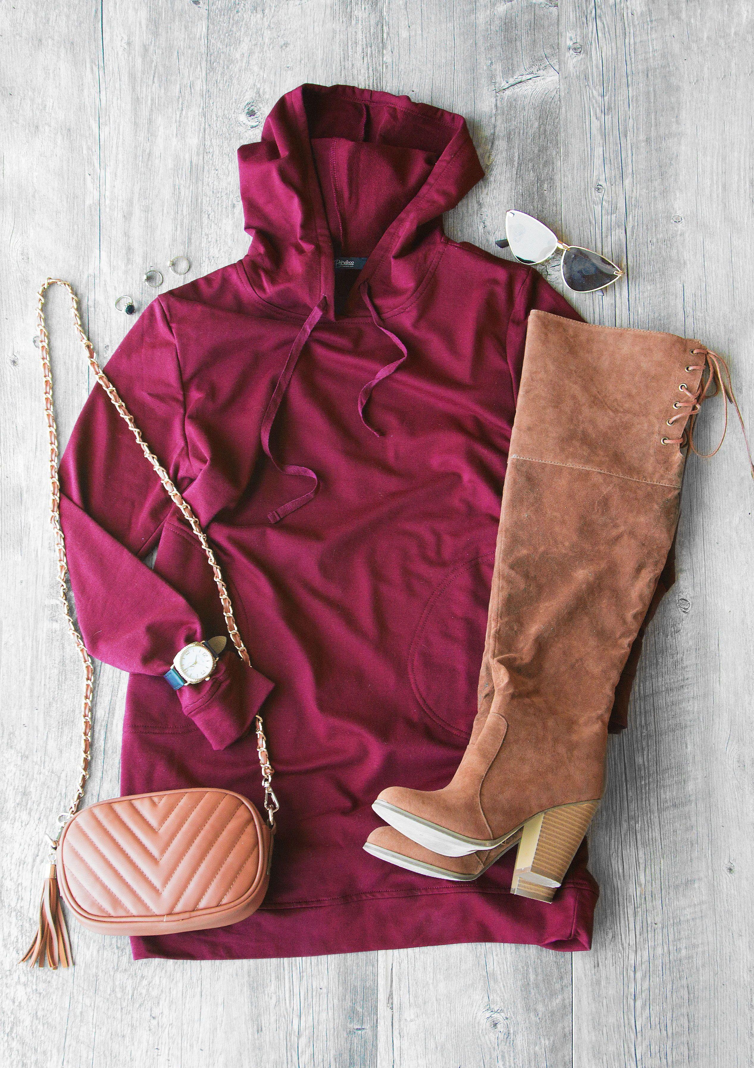 2c288087304 Frankie Sweatshirt Dress  shoppriceless