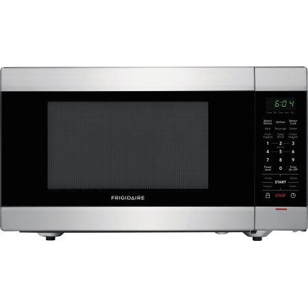 Home Stainless Steel Microwave Replacing Kitchen Countertops
