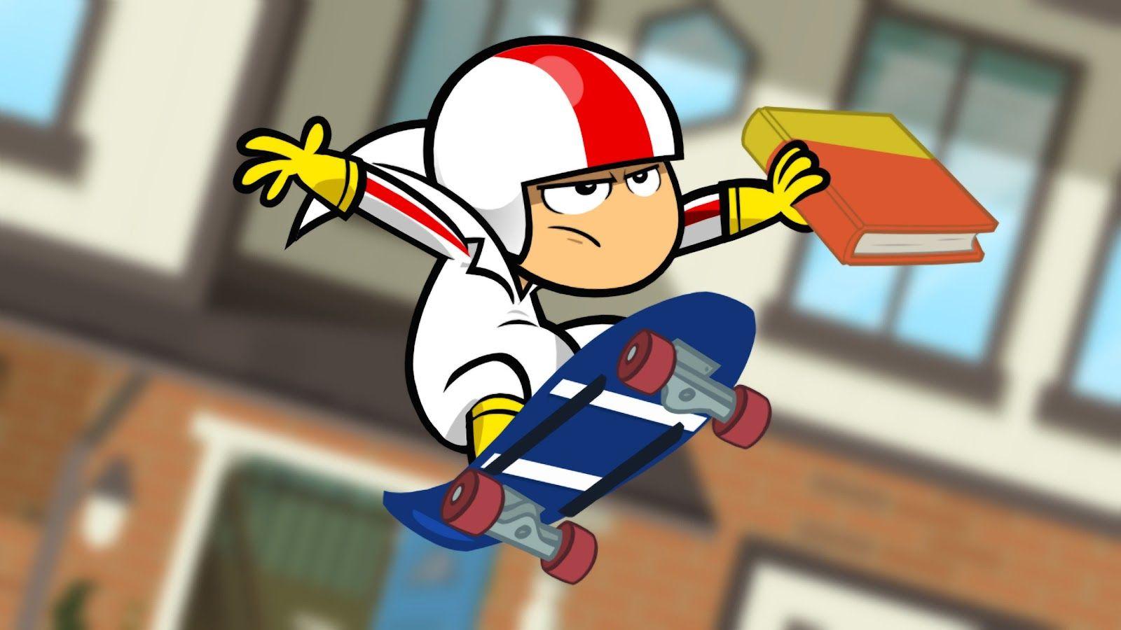 Kick Buttowski Medio Doble De Riesgo Juegos Videos Capitulos
