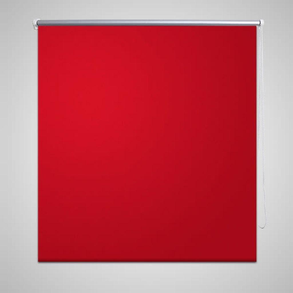 Rolgordijn verduisterend 120 x 175 cm rood   Pinterest