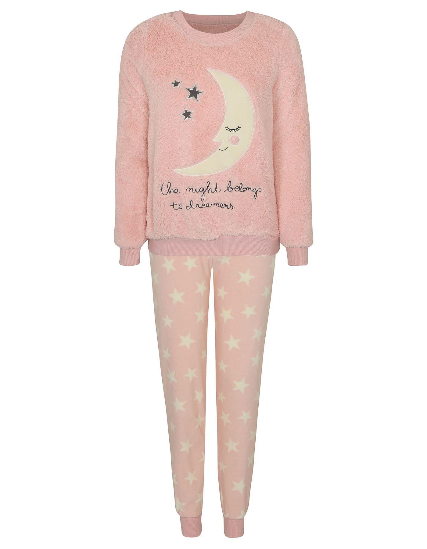 Moon Pyjama Set Women at ASDA Pajama set