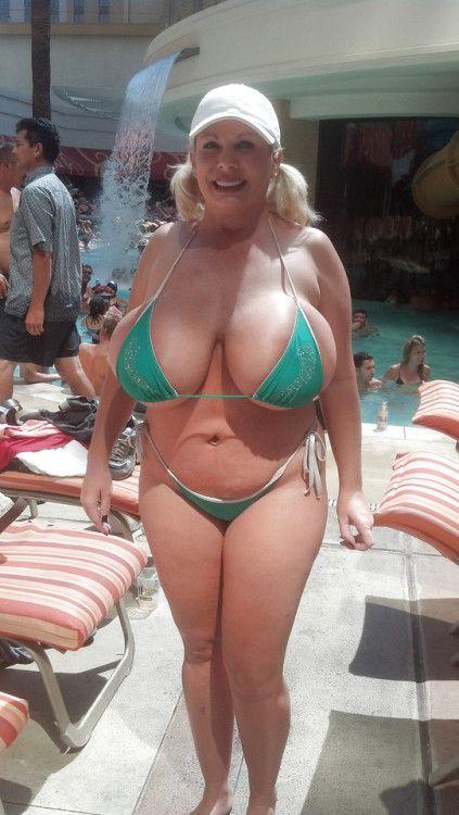 Big bellies mature women