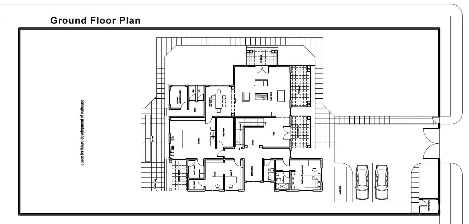 Home Design Plans By The Best Ghana Architects House Plans House Floor Plans Floor Plans