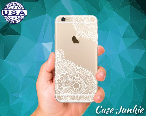 iphone 6 rubber case flower
