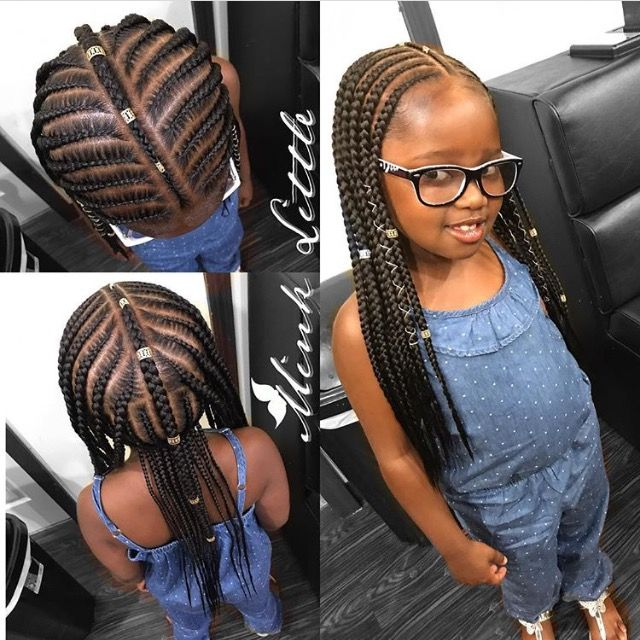 Pin By Nneka Nkiru On Kid Hair Styles Natural Hairstyles For