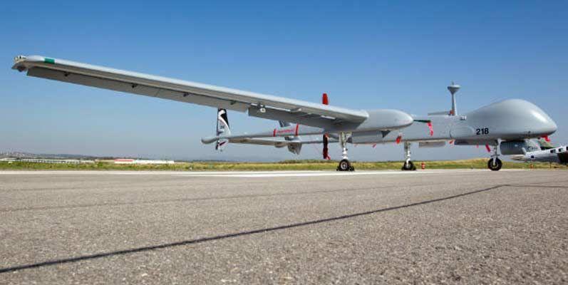 Indian UAV market targeted by Elbit