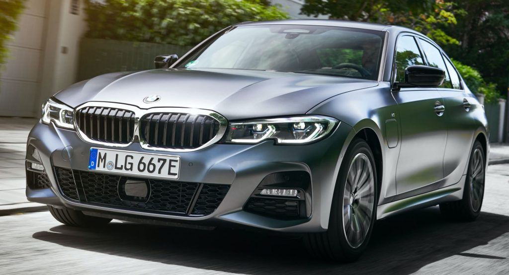 Is It Worth It 2021 Bmw 330e Plug In Hybrid Will Cost You 3 8k More Than The 330i Bmw Bmw 3 Series Hybrid Car