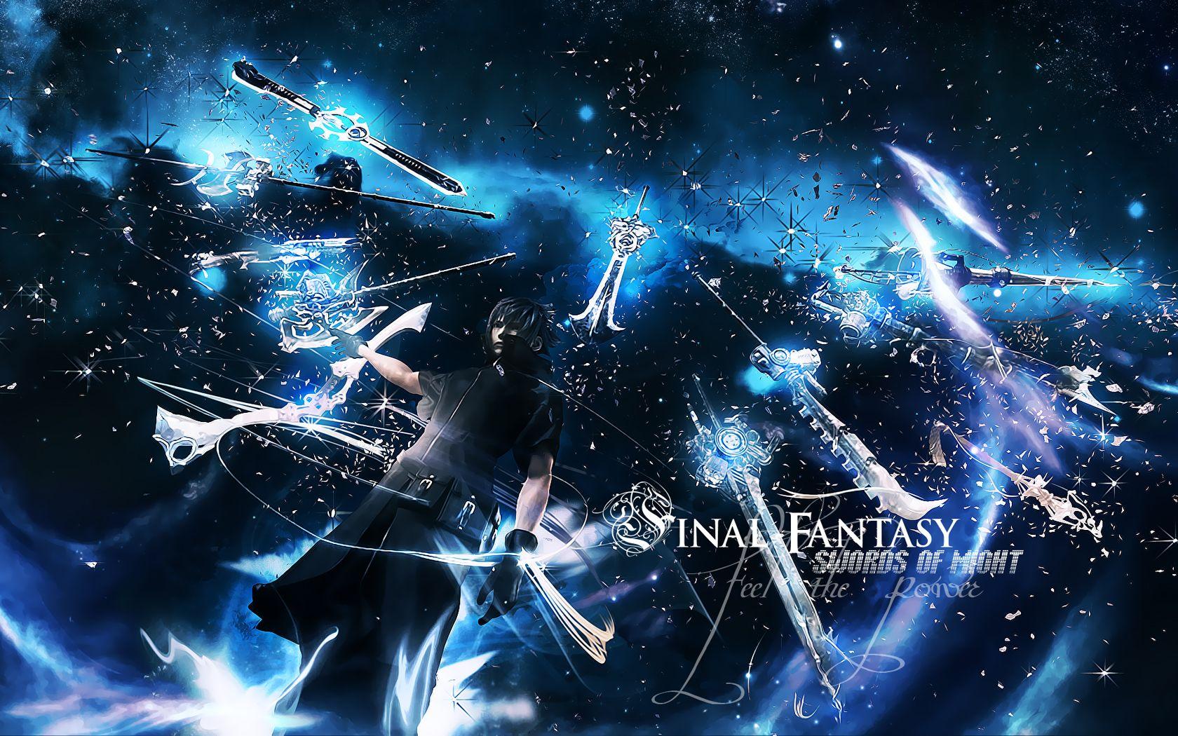 Versus Final Fantasy Xv Final Fantasy Xv Wallpapers Final Fantasy