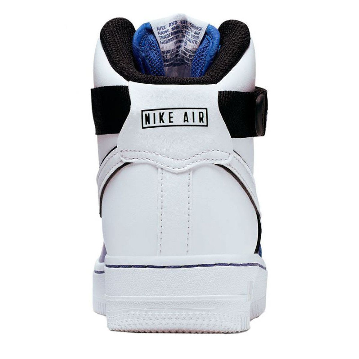 Buty Nike Air Force 1 High Lv8 2 Jr Ci2164 400 Bialo Niebieskie Biale Nike Air Nike Air Force Air Force 1 High