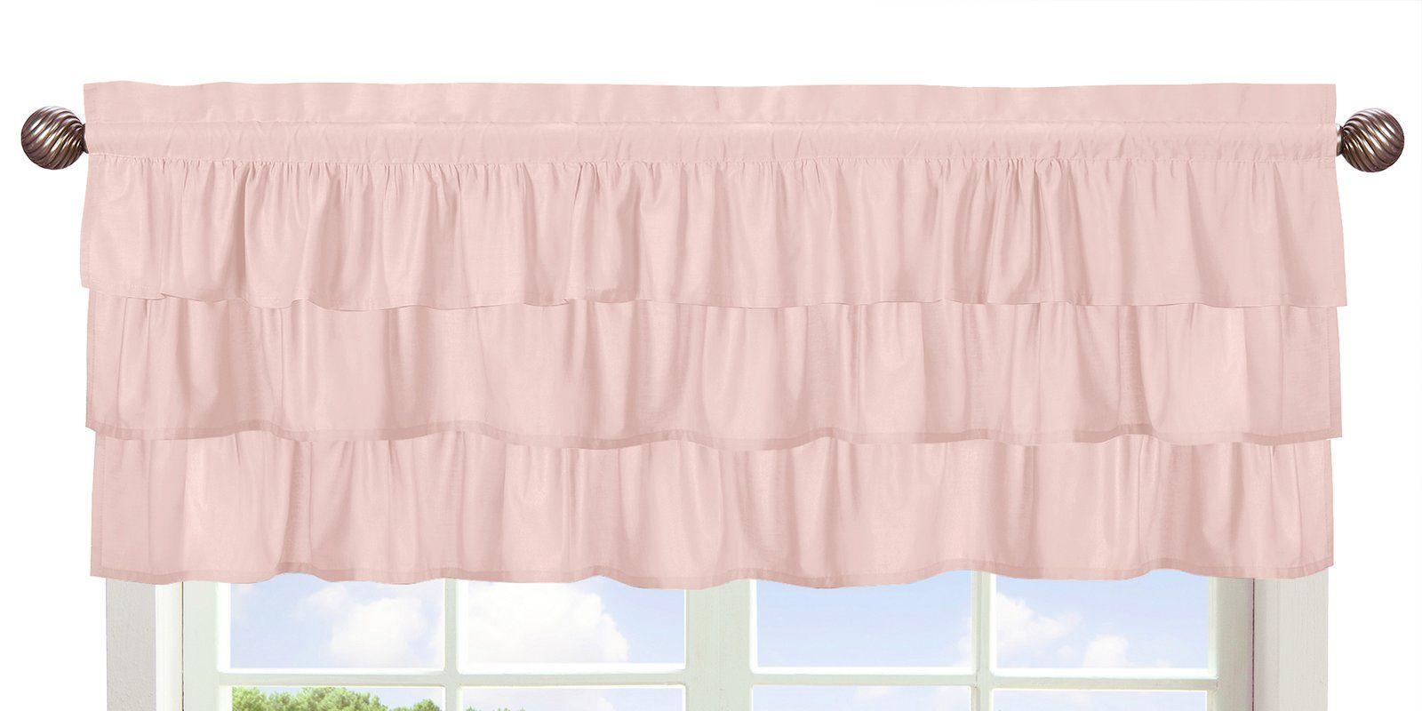 Harper 54 Window Valance Shabby Chic Window Treatments Shabby