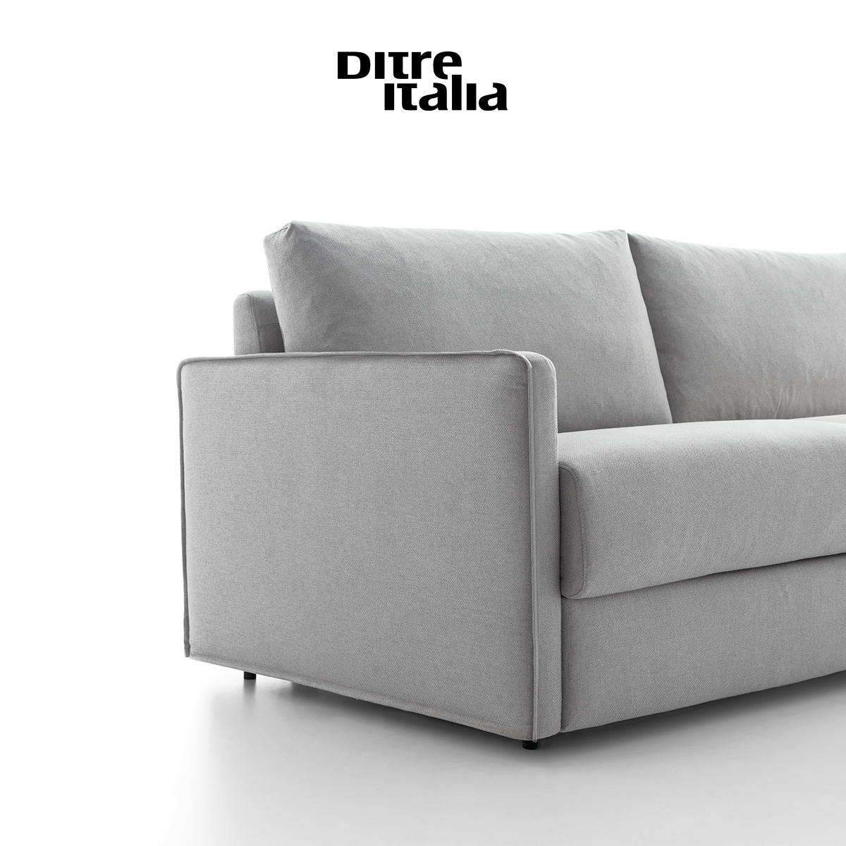 Letti e letti imbottiti Ditre Italia Sofa, Love seat, Bed