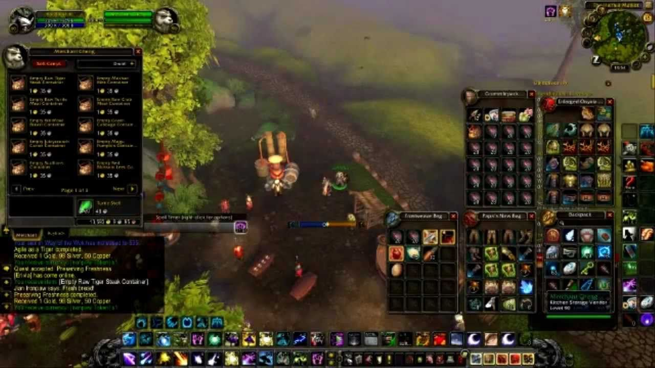 FREE] TYCOON WOW ADDON |MANAVIEW'S TYCOON World Of Warcraft