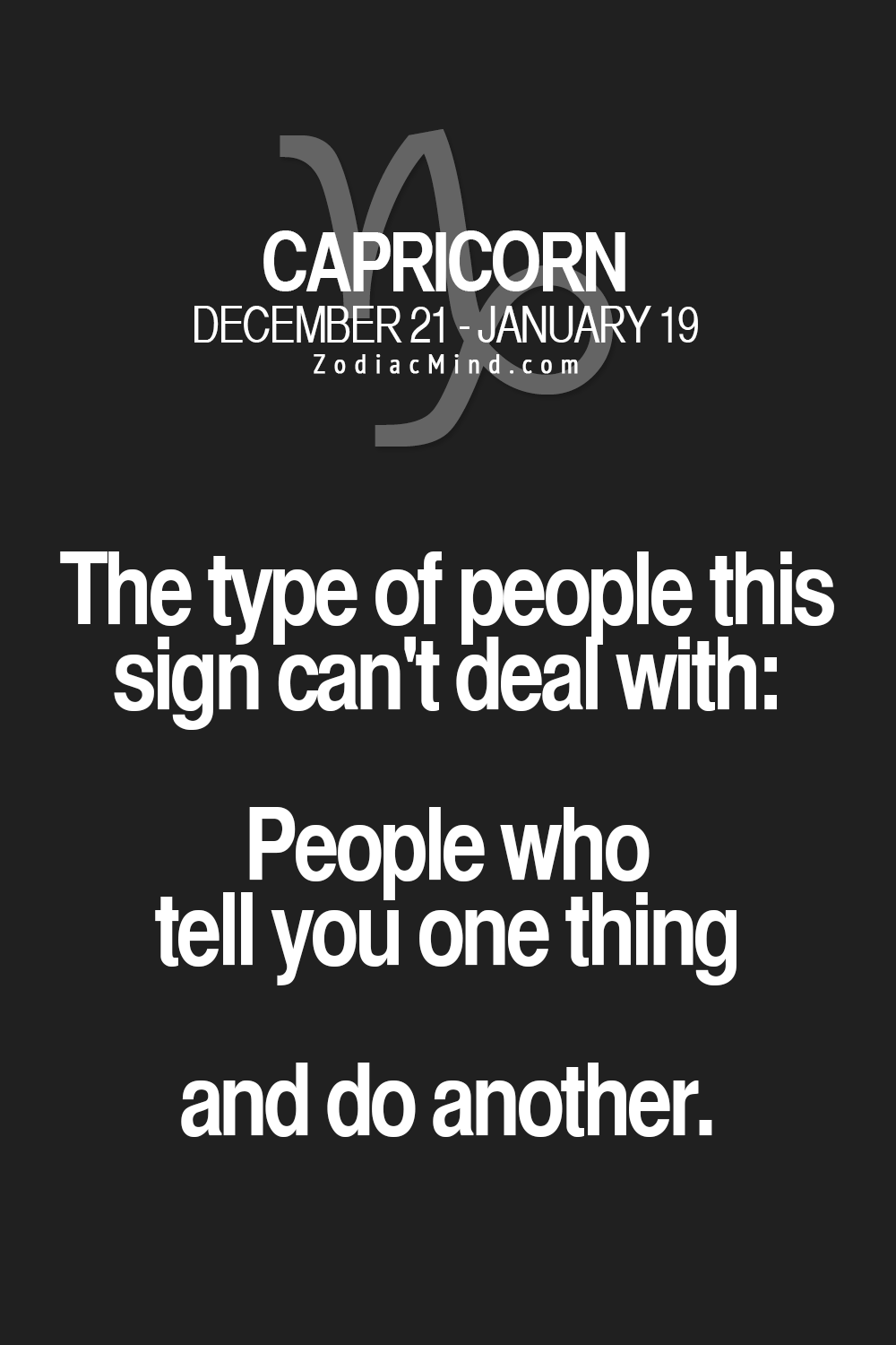 What Kidney Of Person Is A Capricorn