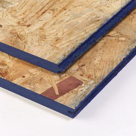 Osb Tongue And Groove Subfloor 23 32 Cat Ps2 10 Common 23 32 In X 4 Ft X 8 Ft Actual 0 703 In X 47 5 In X 95 93 In Playhouse Strand Board Tongue Groove Oriented Strand Board