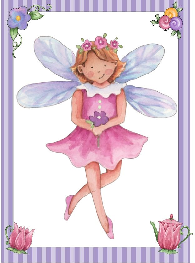 Fairy Tea Party Invitation - Victoria\'s Traveling Tea Party ...