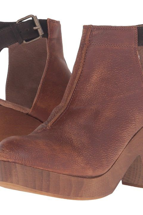 Free People Amber Orchard Clog Chocolate Women great deals
