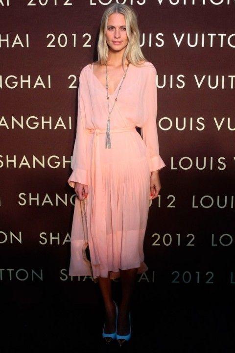 Poppy Delevingne   That dress.