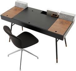 Hjemmekontor skriveborde og stole i flot design