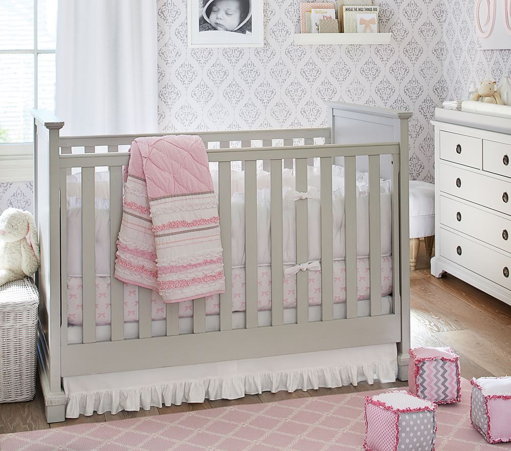 Brigette Nursery Bedding Pottery Barn Kids Nursery