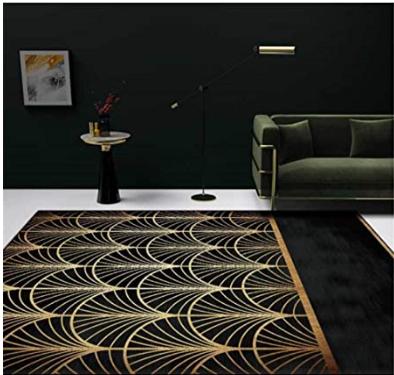 manger beige tapis salon tapis moderne