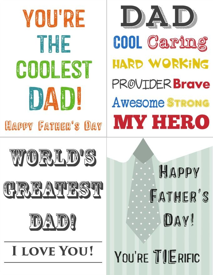 Printables For Kids Free Printable Father S Day Cards Father S Day Printable Father S Day Diy Father S Day Card Template