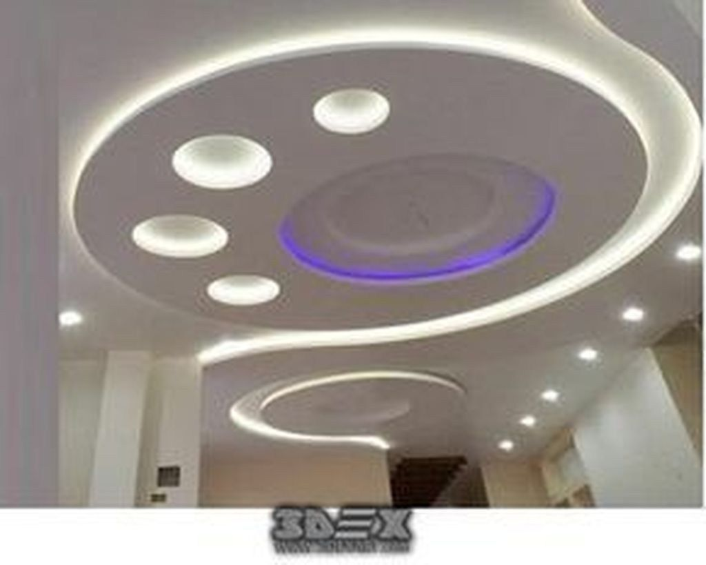 42 Fabulous Modern Bedroom Ceiling Designs 2018 | House ...