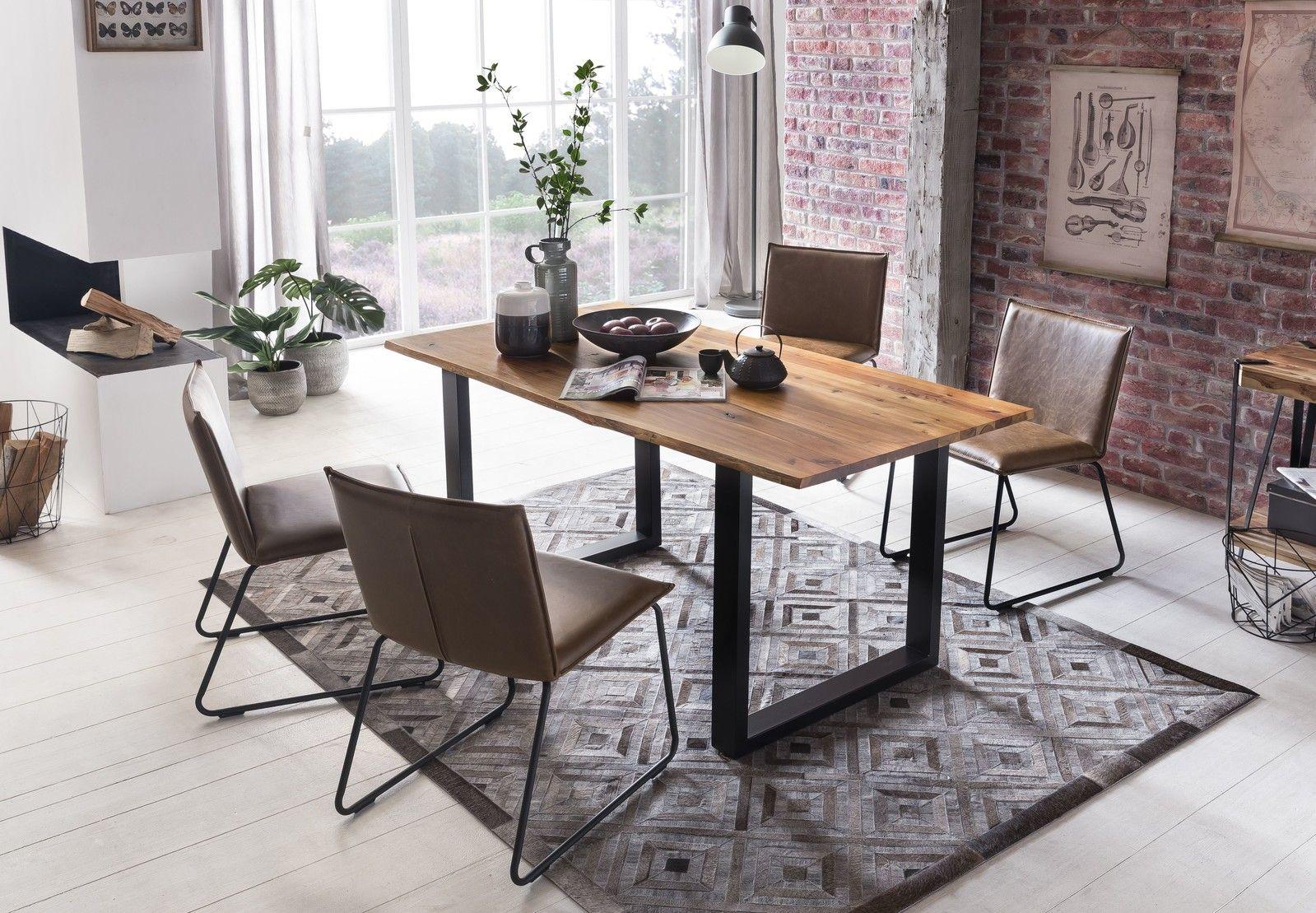 Industrial Style Esstisch Esstisch stühle, Wohn möbel