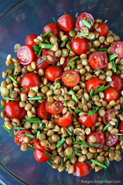Vegan, gluten-free Serves about 4 side servings A single cup of cooked lentils contains 16 grams of dietary fiber, or 63 percent of the U.S. Department of Agriculture's recommended daily allo…