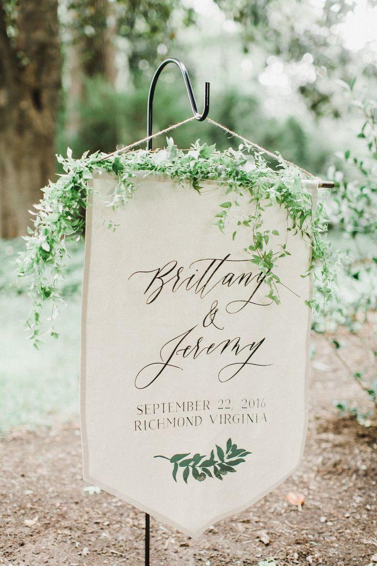 Wedding banner for reception Greenery Wedding decorations sign Custom Wedding sign Welcome Wedding sign Printable Weddind Welcome sign