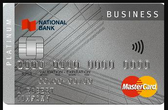 Credit Card Promotion National Bank Business Mastercard The National Bank Business Mastercard Is A Good Cre In 2020 Online Login Good Credit Cash Rewards Credit Cards