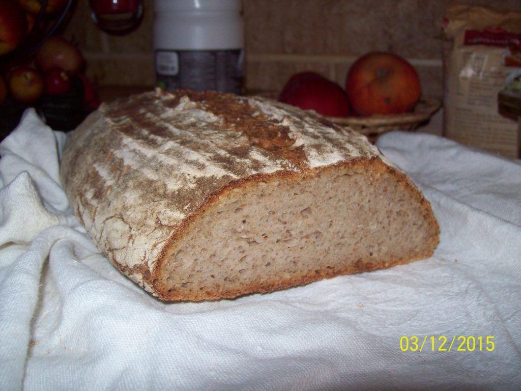 Tonis Brot - Plötzblog - Selbst gutes Brot backen