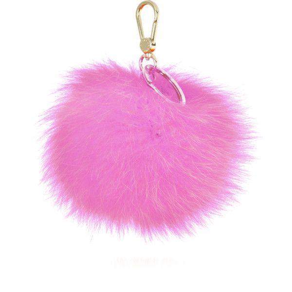 Bubble pom pom jey ring - Pink & Purple Furla 5z5jEtFN