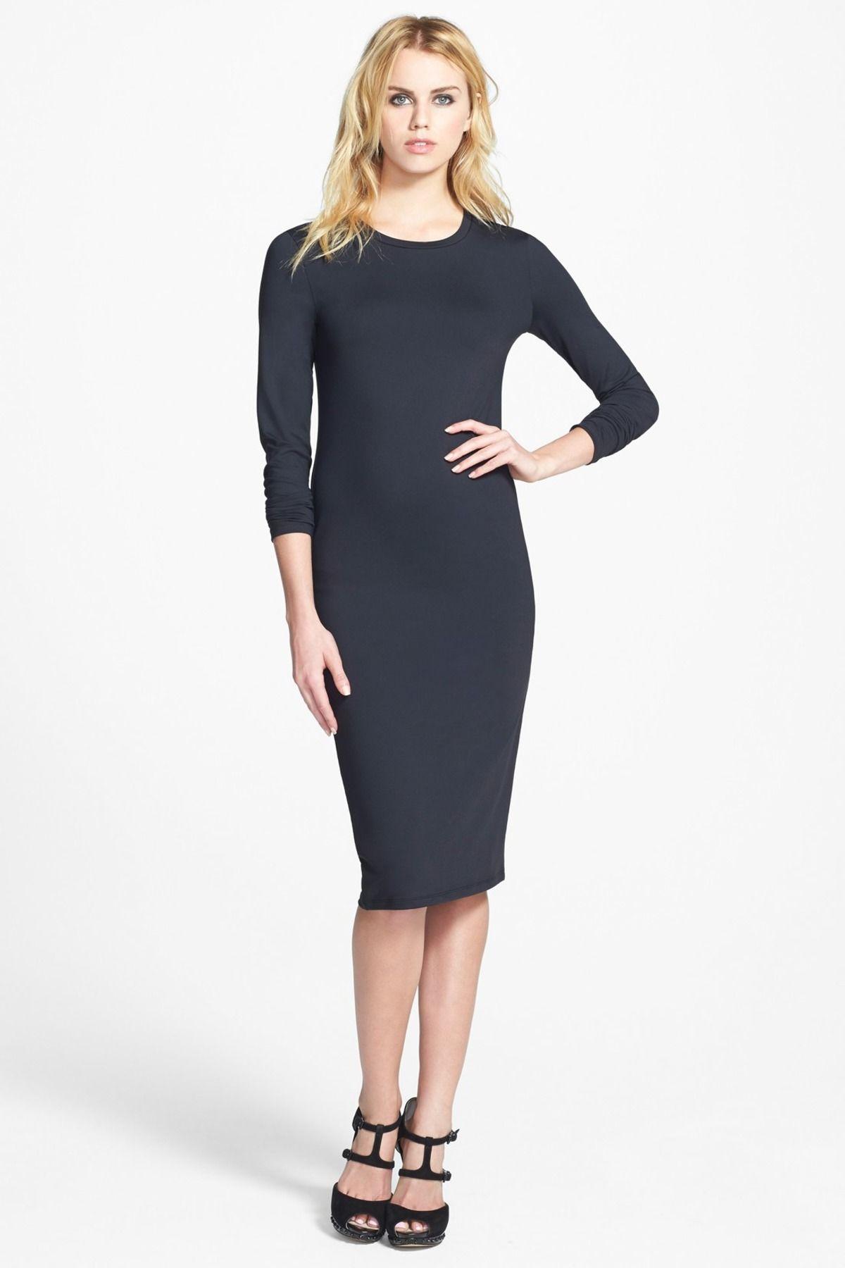 Long sleeve midi dress juniors products