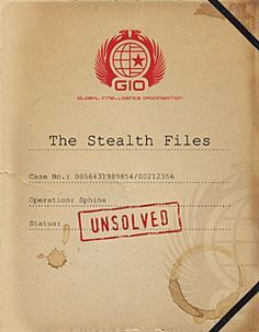 Image result for detective case file template | Invitation design