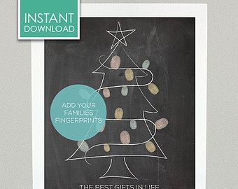 MISTLETOES Add Your Footprints Printable // by MadisonDesignShop #mistletoesfootprintcraft MISTLETOES Add Your Footprints Printable // by MadisonDesignShop #mistletoesfootprintcraft