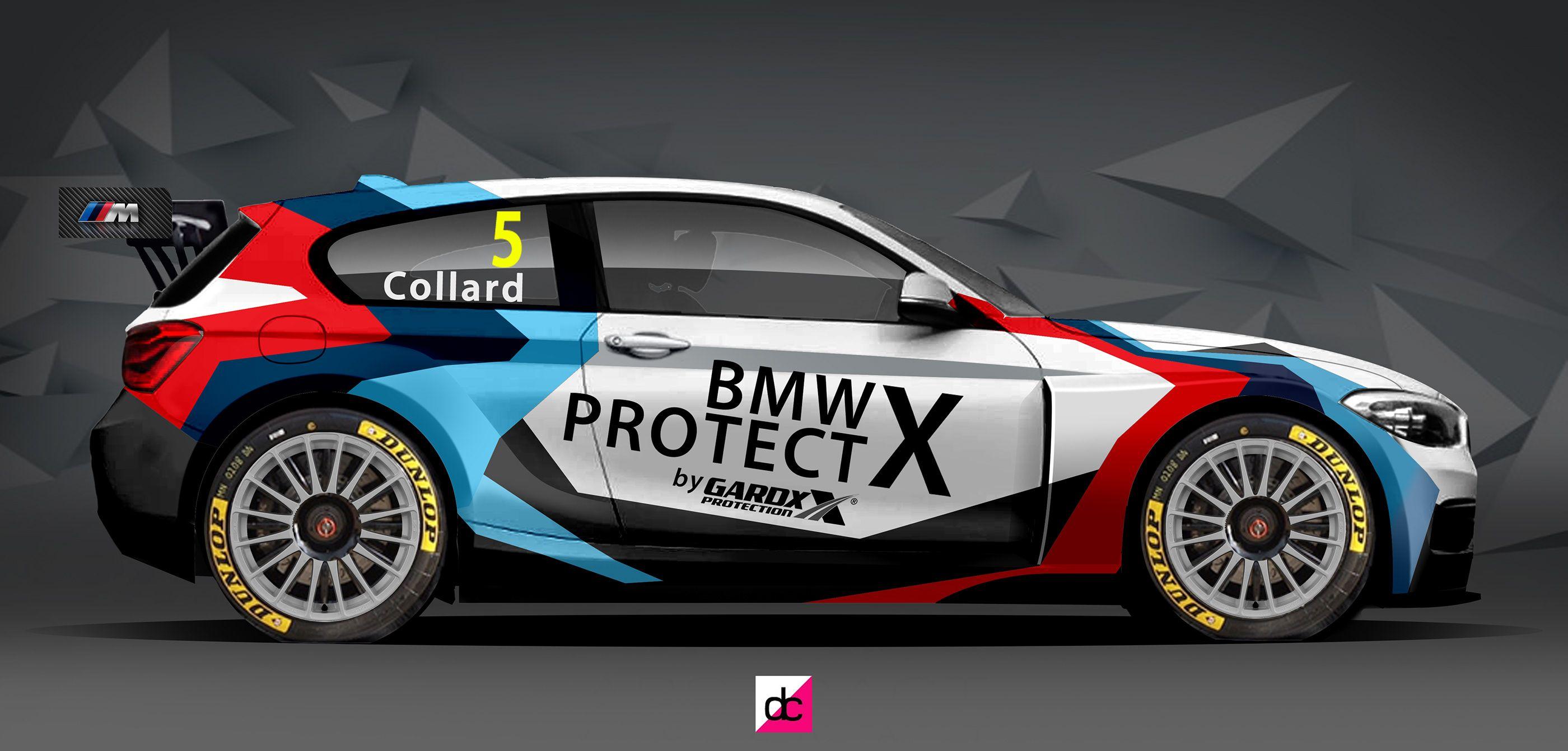 Wsr Bmw Racing Btcc Livery Proposals On Behance Avec Images