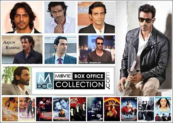Arjun Rampal All Movies Box Office Collection Hits or ...