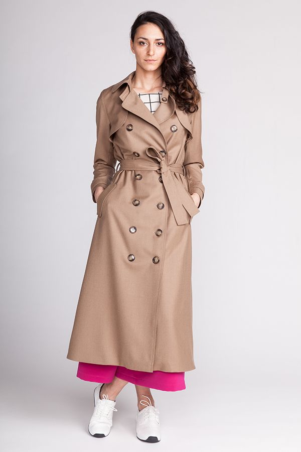 Isla Trench Coat Sewing Inspiration Pinterest Trench Coat