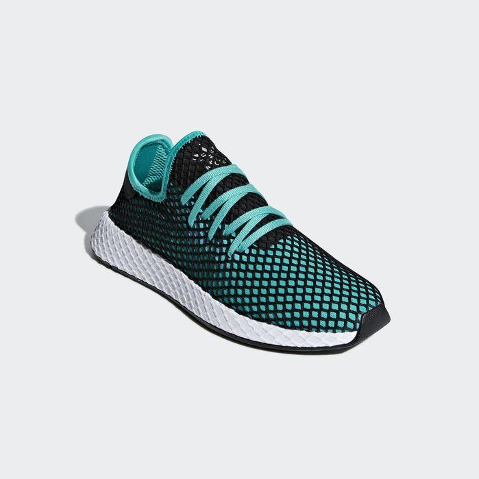 ADIDAS ORIGINALS Deerupt Runner Sneakers voor Heren Wit