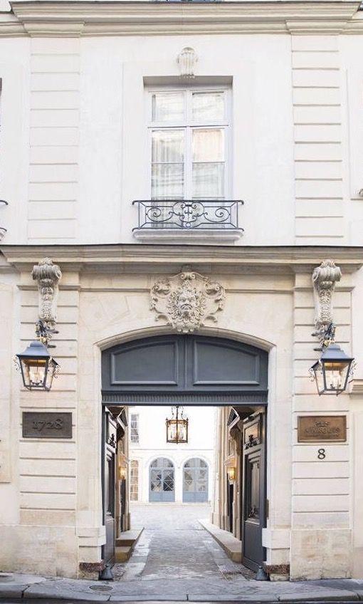 Faubourg Saint-Honoré hôtel - Paris