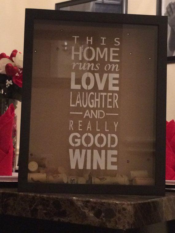 wine cork picture frame 25 unique wine cork frame ideas on - Wine Cork Picture Frame