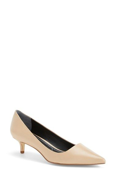 Charles David Women's 'Drew' Kitten Heel Pump Z6giB