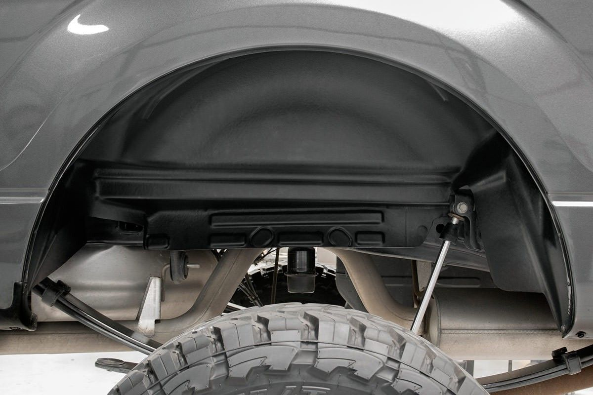 Ford Rear Wheel Well Liners (0414 F150) Liner