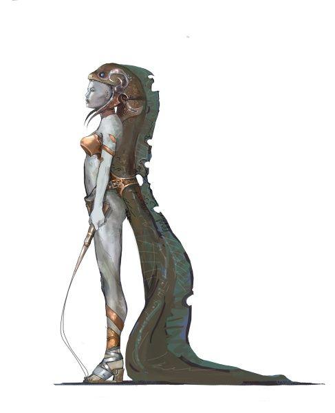Heavenly Sword Concept Art Game Concept Art Art Concept Art