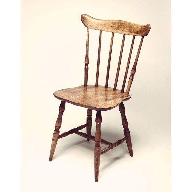 #tbt to 2007 when I found this #chair ready for the trash and brought it back to life with some new spindles and dowels