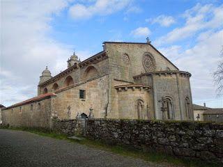 Enigmas Del Románico Español Santa Mariña De Augas Santas Santa Marina Iglesia Catedral Pueblos De España